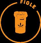 Fiole-Cannabis