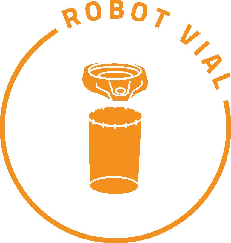 Robot-Vial