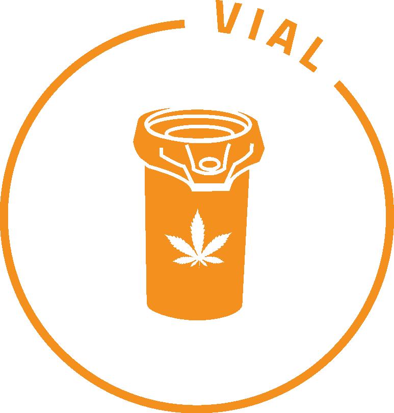 Vial-Cannabis